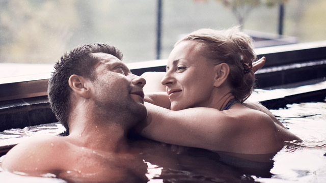Couple in spa SMALL